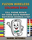 FUZION WIRELESS COLORING BOOK: