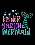 Kindergarten Mermaid: Story Paper - Draw, Sketch and Write Notebook Journal for Primary Grades