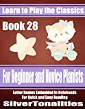 Learn to Play the Classics Book 28
