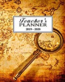Teacher's Planner 2019 - 2020: Organizing Made Easy + Lesson Planning and Record-Keeping   T...