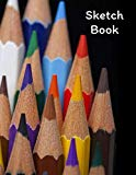 Sketch Book: Colored pencils