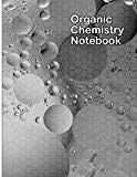 Organic Chemistry Notebook: 150 pages of hexagonal grids with three line header section, ide...