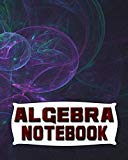 Algebra Notebook: 123 Pages, Blank Journal - Notebook To Write In, 5x5 Graph Paper Alternati...