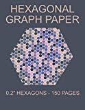 Hexagonal Graph Paper 0.2