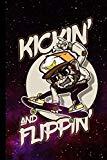 Kickin' And Flippin': Skateboard Gift For Skateboarders (6