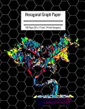 Hexagonal Graph Paper: Organic Chemistry & Biochemistry Notebook, Vibrant Bonsai Tree Cover,...