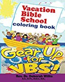 VACATION BIBLE SCHOOL: COLORING BOOK