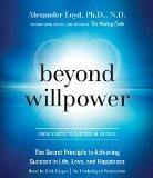 Beyond Willpower: The Secret Principle to Achieving Success in Life, Love, and Happiness
