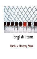 English Items