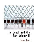 The Bench And The Bar, Volume Ii