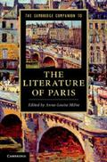 Cambridge Companion to the Literature of Paris