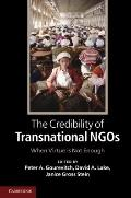 Credibility and Non-Governmental Organizations in a Globalizing World : When Virtue Is Not E...