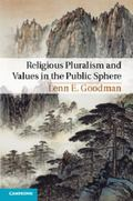 Religious Pluralism and Values in the Public Sphere