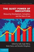 Measuring Development, Corruption, and the Rule of Law : The Production and Use of Indicator...