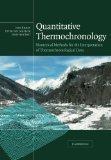 Quantitative Thermochronology: Numerical Methods for the Interpretation of Thermochronologic...