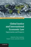 Global Justice and International Economic Law : Opportunities and Prospects