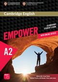 Cambridge English Empower Elementary Student's Book with Online Assessment and Practice, and...