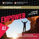 Cambridge English Empower Elementary Class Audio CDs (3)