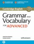 Grammar and Vocabulary for Advanced Book with Answers and Audio : Self-Study Grammar Referen...