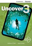 Uncover Level 3 Workbook with Online Practice