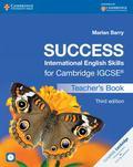 Success International English Skills for Cambridge IGCSE� Teacher's Book with Audio CD