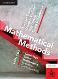 CSM VCE Mathematical Methods Units 1 and 2 Print Bundle (Textbook and Hotmaths)