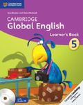 Cambridge Global English Stage 5 Learner's Book with Audio CD