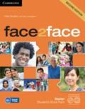 Face2face Starter Student's Book with DVD-ROM and Online Workbook Pack