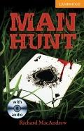 Man Hunt Level 4 Intermediate with Audio CDs (3) Pack
