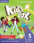 Kid's Box Level 5 Pupil's Book