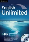 English Unlimited Intermediate a Combo with DVD-ROMs (2)