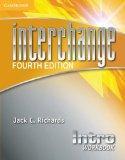 Interchange Intro Workbook (Interchange Fourth Edition)