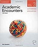 Academic Encounters Level 3 Student s Book Listening and Speaking with DVD Life in Society