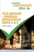 Cambridge Checkpoints VCE History - Russian Revolution 2014-16