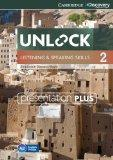 Unlock Level 2 Listening and Speaking Skills Presentation Plus DVD-ROM (Cambridge Discovery ...