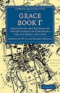 Grace Book Gamma: Containing the Records of the University of Cambridge for the Years 1501-1...