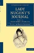 Lady Nugent's Journal : Jamaica One Hundred Years Ago
