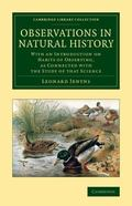 Observations in Natural History : With an Introduction on Habits of Observing, As Connected ...