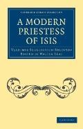 Modern Priestess of Isis