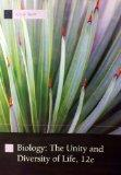 Biology: The Unity and Diversity of Life 12th Edition (Custom Edition) (Custom Edition)