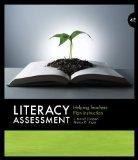 Bundle: Literacy Assessment: Helping Teachers Plan Instruction, 4th + Premium Web Site Print...