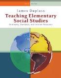 Bundle: Teaching Elementary Social Studies: Strategies, Standards, and Internet Resources, 3...