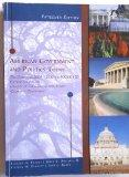 American Government and Politics Today (The Essentials 2009-2010 for POLISC 150, Custom Edit...
