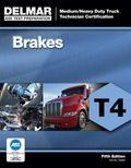ASE Test Preparation - T4 Brakes (Delmar Learning's Ase Test Prep Series)