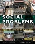 Social Problems: Readings with Four Questions