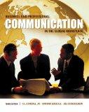 Bundle: Business and Professional Communication in the Global Workplace, 3rd + Resource Cent...