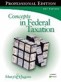 Concepts in Federal Taxation 2011, Professional Edition (with H&R BLOCK At Home Tax Preparat...