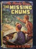 The Missing Chums (The Hardy Boys #4)