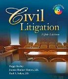 Civil Litigation (Book Only)