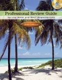 Professional Review Guide for the RHIA and RHIT Examinations: 2009 Edition (Book Only)